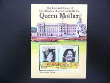 BRITISH VIRGIN ISLANDS Wholesale 1985 Queen Mother M/Sheet x 50 U/M FP1204