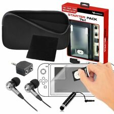 Subsonic Accessory Starter Pack For Nintendo Switch - Case,Earphones,Screen Film