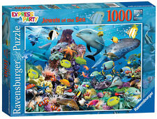 Jewels Of The Sea 1000 Piece Ravensburger Jigsaw Puzzle