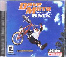 Dave Mirra Freestyle BMX (PC, 2000, Acclaim)