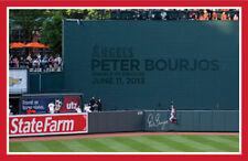 Angels Baseball Peter Bourjos Great Catch 6/11/2013 Poster SGA 6/21/2013 - New