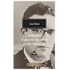 Everyman's Library Contemporary Classics Ser.: Foundation, Foundation and Empire, Second Foundation by Isaac Asimov (2010, Hardcover)