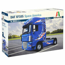 ITALERI DAF XF-105 Space America 3933 1:24 Truck Model Kit