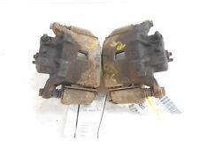 09-14 Nissan Cube Front Passenger Right & Driver Left Brake Caliper Pair Set OEM
