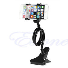 Universal Lazy Bed Desktop Stand Mount Car Holder For Cell Phone Long Arm