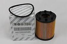 ABARTH 500 + PUNTO OIL FILTER AND SUMP WASHER GENUINE PARTS
