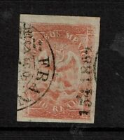 Mexico SC# 25a Used / Type II / Good Margins - S7909
