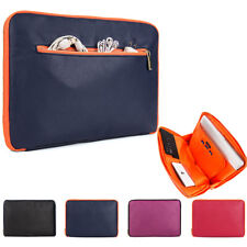 """VanGoddy Leather Laptop Sleeve Case Bag Pouch For 15.6"""" Dell Inspiron 15/ XPS 15"""