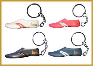 IWA - Schlüsselanhänger Gymnastikschuh oder RSG-Kappe, Geschenk