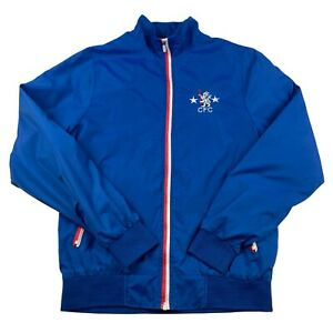 Chelsea F.C. Windbreaker Adult Supporters Jacket Official Merchandise Size Small