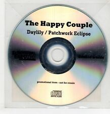 (GN376) The Happy Couple, Daylily / Patchwork Eclipse - 2015 DJ CD