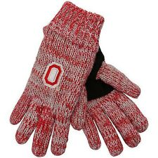 Ohio State Buckeyes Forever Collectibles NCAA 2016 Peak Winter Gloves