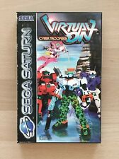 Virtual On: Cyber Troopers PAL (Sega Saturn 1996)