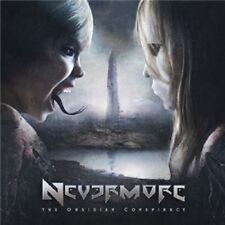 "NEVERMORE ""THE OBSIDIAN CONSPIRACY"" CD NEU"