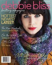 Debbie Bliss Knitting Magazine Fall Winter 2011 Women Kids Dogs Home 31 Patterns
