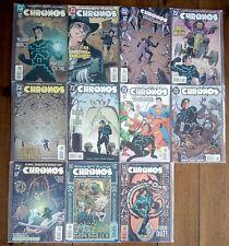 CHRONOS 1-11 (OF 11), DC COMICS, 1998/99, VF