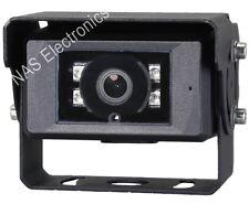 30° Viewing Angle Sharp CCD Caravan Rear View Camera