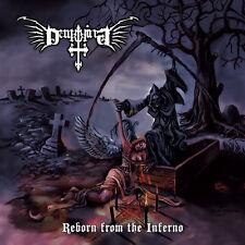 DARK RING Reborn From The Inferno CD Chinese black metal Dimmu Borgir Arcturus