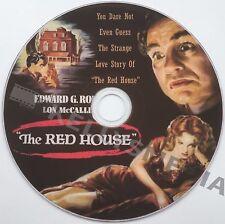 THE RED HOUSE 1947 Ed G. ROBINSON, LON McCALL, DELMER DAVES, FILM NOIR DVD