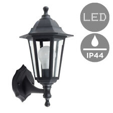 Traditional Styleoutdoor Security Ip44 Rated Wall Light Lantern by MiniSun