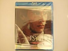 New Sealed American Psycho Blu Ray Christian Bale Uncut Versi