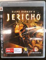 Clive Barker's: Jericho | PS3 PLAYSTATION 3 |  INCLUDE MANUAL |USED