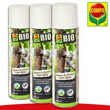COMPO 3 x 400 ML Bio Anti-chenilles & Fourmis Colle Spray Cheimatobies Bäume
