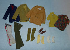 Lot of Vintage Barbie KEN Doll Clothes. Old and Original, ALL TO GO!