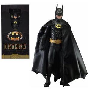 PREORDER MAY NECA Batman 1989 Movie Michael Keaton 1:4 Scale Action Figure