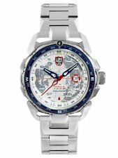 Luminox 1207 ICE-SAR Arctic Bi-directional rotating Swiss Quartz 46mm Watch