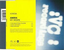 Amira – My Desire CD Single NL2