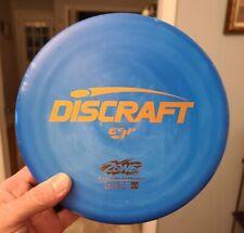 Discraft Swirly Esp Zone 172 Grams Disc Golf