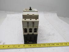 Siemens 3RV1041-4JA10 690V Max 3 Pole 63A Trip Manual Starter Circuit Breaker