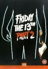 Friday The 13th Part 2 Amy Steel, Adrienne King, John Furey, Betsy NEW R2 DVD