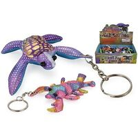Sand Animal Keyrings Critter Beanie Soft Tacttile Collectible Keychain Charm Bug