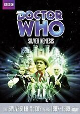 Doctor Who EP 154 Silver Nemesis 0883929096886 DVD Region 1 P H