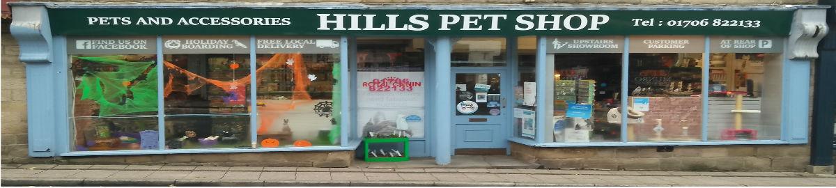 Hills Pet Shop