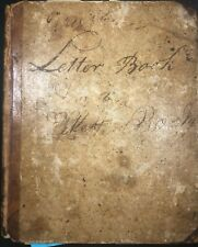1810 Handwritten Recipe-Receipt Book, Hiring + Sale Negros, Distilling, Cures