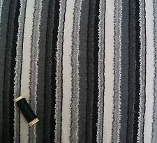Gorgeous Grey Striped Stretch Jersey Print Fabric * 160cm Wide *