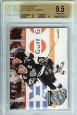 1991-92 Pro Set Platinum PC #PC14 Wayne Gretzky BGS 9.5 Los Angeles Kings