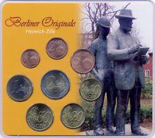 Deutschland Euro KMS 2004 A -  Berliner Originale Heinrich Zille