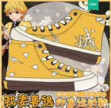 Demon Slayer:Agatsuma Zenitsu Sports Shoes Boy's Girl's Gift