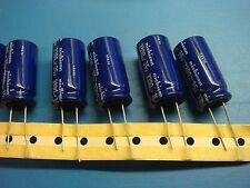 (5) NICHICON UVX1V332MHA 3300uf 35V 85° NICHICON Radial Electrolytic Capacitor