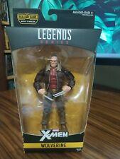 2017 Marvel Legends X-men Wave 2 Warlock BAF Series Wolverine Retired OLD MAN