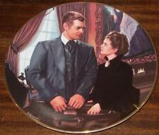 At Cross Purposes - Gone With The Wind Series Collector's  Plate 84-G20-41.12