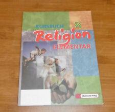 Kursbuch Religion Elementar 5/6 / Calwer + Diesterweg 2014