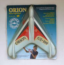 Vintage Günther Flugspiele ORION Raumgleiter Katapult Glider MIP OVP 1970's