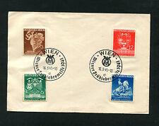 Dt. Reich - Blanco Brief aus Wien 1941, Sonderstempel   (Q25)