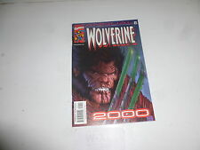 WOLVERINE Comic - Annual - Date 2000 - Marvel Comic