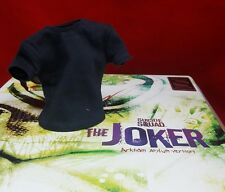 1/6 Hot Toys Suicide Squad The Joker MMS373 Black T-Shirt  *US Seller*